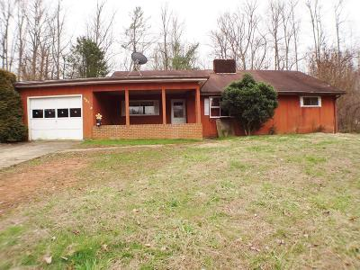 Franklin Single Family Home For Sale: 430 Golf View Dr