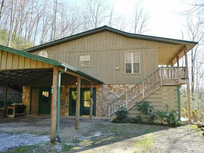 Franklin NC Single Family Home For Sale: $239,900