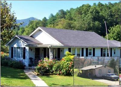 Franklin Single Family Home For Sale: 1100 Airport Road