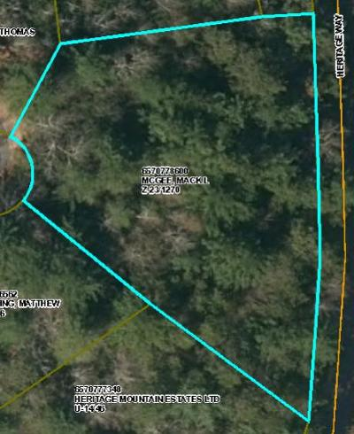 Otto Residential Lots & Land For Sale: 000 Nantahala Circle
