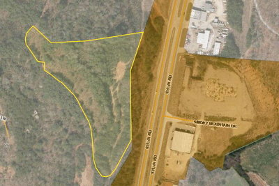 Franklin, Otto Residential Lots & Land For Sale: 00 Sylva Road