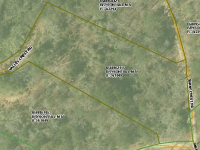 macon Residential Lots & Land For Sale: Lot 5 Valley Crest Road