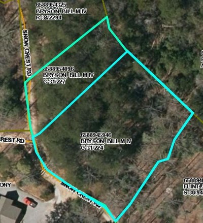 Franklin Residential Lots & Land For Sale: Snow Crest Road