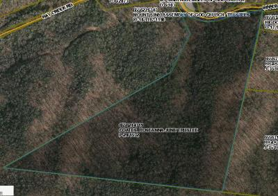 Franklin, Otto Residential Lots & Land For Sale: 27 Ray Creek Road