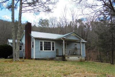 Single Family Home For Sale: 1087 East Hickory Knoll Rd.
