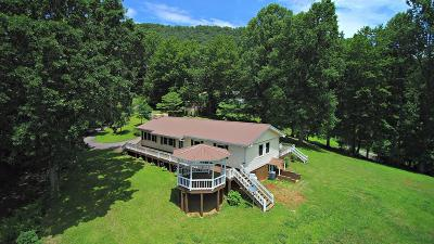 Sylva Single Family Home Pending/Under Contract: 409 Briarwood Rd