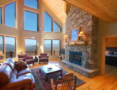 Bryson City Single Family Home For Sale: 610 Sawmill Springs Road