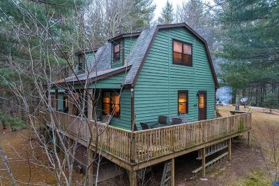 Cullowhee Single Family Home For Sale: 425/427 Yellow Mountian Road