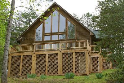Sylva Single Family Home For Sale: 125 Twin Oaks Estate