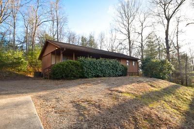Franklin Single Family Home For Sale: 285 Heathers Cove Rd.