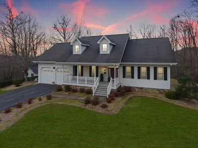 Franklin Single Family Home For Sale: 98 Birchwood Lane