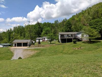 Sylva Single Family Home For Sale: 1745 Fisher Creek Rd
