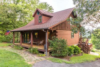 Sylva Single Family Home For Sale: 491 Desoto Trail