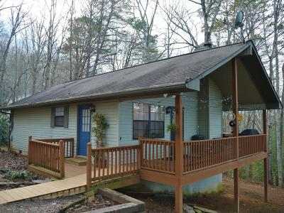 Franklin Single Family Home Pending/Under Contract: 115 Hickory Knob Road
