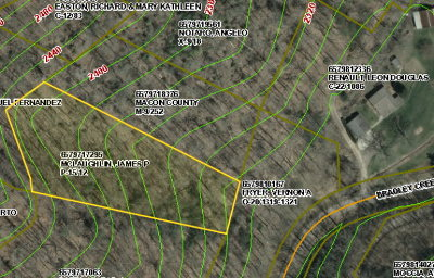Franklin Residential Lots & Land For Sale: Lot 8 Bradley Creek Rd.