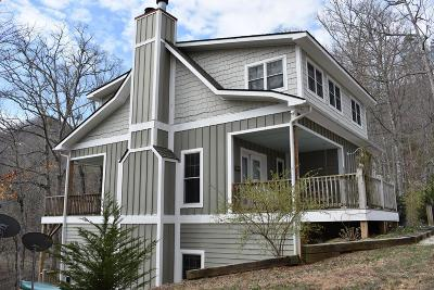 Bryson City Single Family Home For Sale: 60 Hidden View Ln