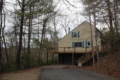 Bryson City Single Family Home For Sale: 311 Sawmill Creek Road