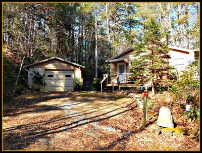 Macon County Single Family Home Pending/Under Contract: 15 Laurel Hill Lane