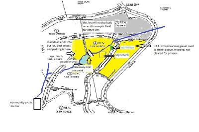 Franklin, Otto Residential Lots & Land For Sale: 00 Rustic Falls Dr.