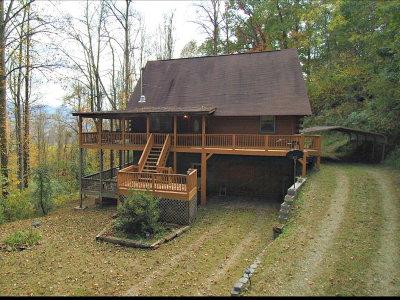 Sylva Single Family Home For Sale: 697 Oleander Lane