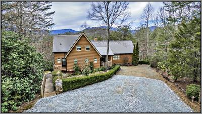 Franklin Single Family Home For Sale: 450 Keener Mountain Road
