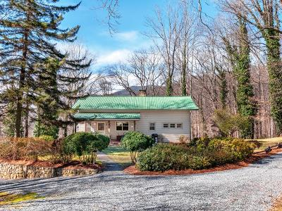 Sylva Single Family Home For Sale: 245 Old Balsam Depot Road
