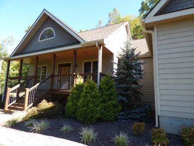 Sylva Single Family Home For Sale: 6681 Skyland Drive