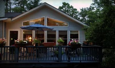 Franklin Single Family Home Pending/Under Contract: 315 Ridgetop Road