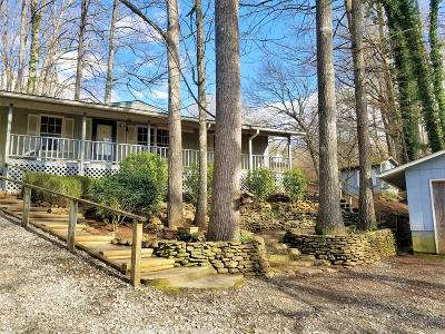 Macon County Single Family Home Pending/Under Contract: 3063 Jack Cabe Road