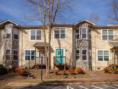 Sylva Single Family Home Pending/Under Contract: 30 N Ridge Point T3