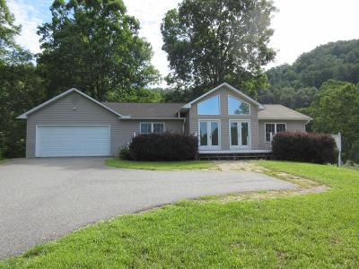 Sylva Single Family Home For Sale: 25 Mule Pen Road