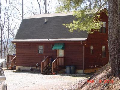 Bryson City Single Family Home For Sale: 714 Oliver Drive South