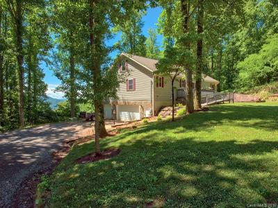 Sylva Single Family Home For Sale: 53 Orchard Lane