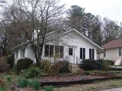 Macon County Single Family Home Pending/Under Contract: 70 Bidwell St