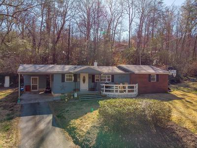 Single Family Home Pending/Under Contract: 509 Riverbend Road