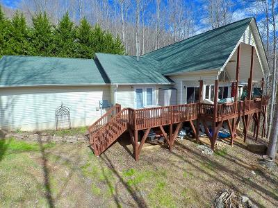 Sylva Single Family Home For Sale: 76 Butterfield Dr
