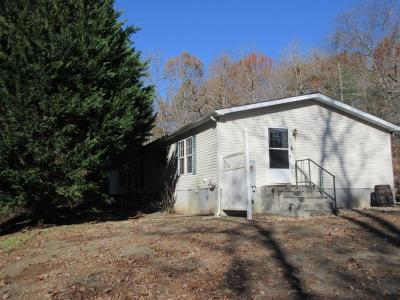 Murphy Single Family Home For Sale: 283 Driver Avenue