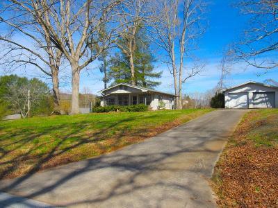 Franklin Single Family Home For Sale: 121 Hillcrest