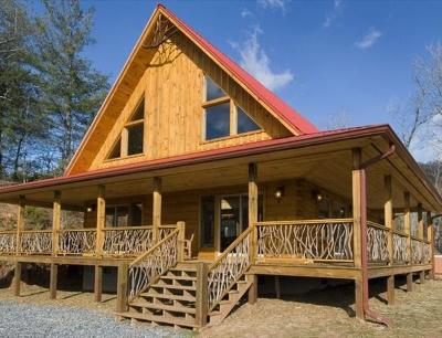 Bryson City Single Family Home For Sale: 136 Chase Cove West