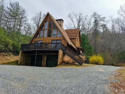 Single Family Home Pending/Under Contract: 751 Dalton Creek Rd
