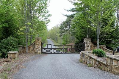 Franklin Residential Lots & Land For Sale: 44 Lone Oak Ridge