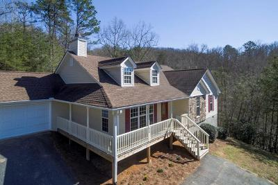 Sylva Single Family Home Pending/Under Contract: 620 Paw Paw Cove