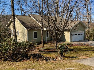 Single Family Home Pending/Under Contract: 205 Shope Woods Road