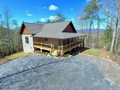 Bryson City Single Family Home For Sale: 50 Laurel Trail