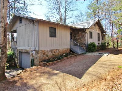 Franklin Single Family Home For Sale: 328 Eagles Nest