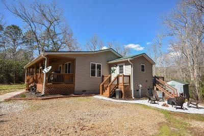 Single Family Home Pending/Under Contract: 545 Chalet Drive