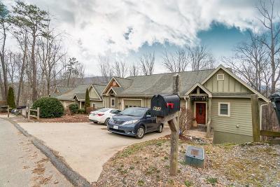 Sylva Single Family Home Pending/Under Contract: 85 Elm St Unit D