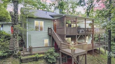 Franklin Single Family Home For Sale: 294 Quail Ridge Dr.