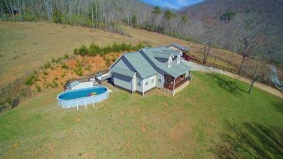 Franklin NC Single Family Home For Sale: $310,000