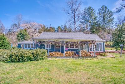 Single Family Home Pending/Under Contract: 831 Wayah Road